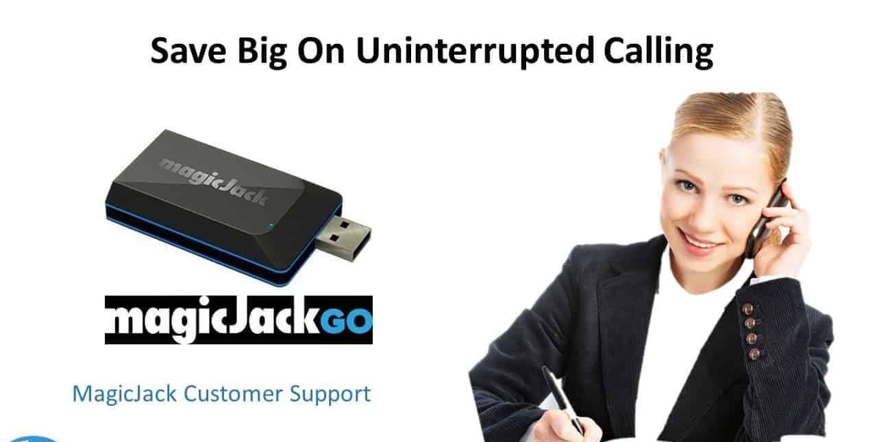 Magicjack customer support number