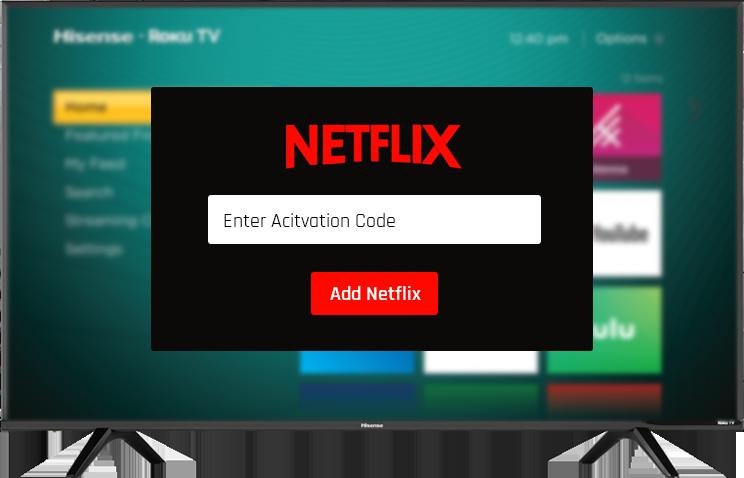 Netflix Activation