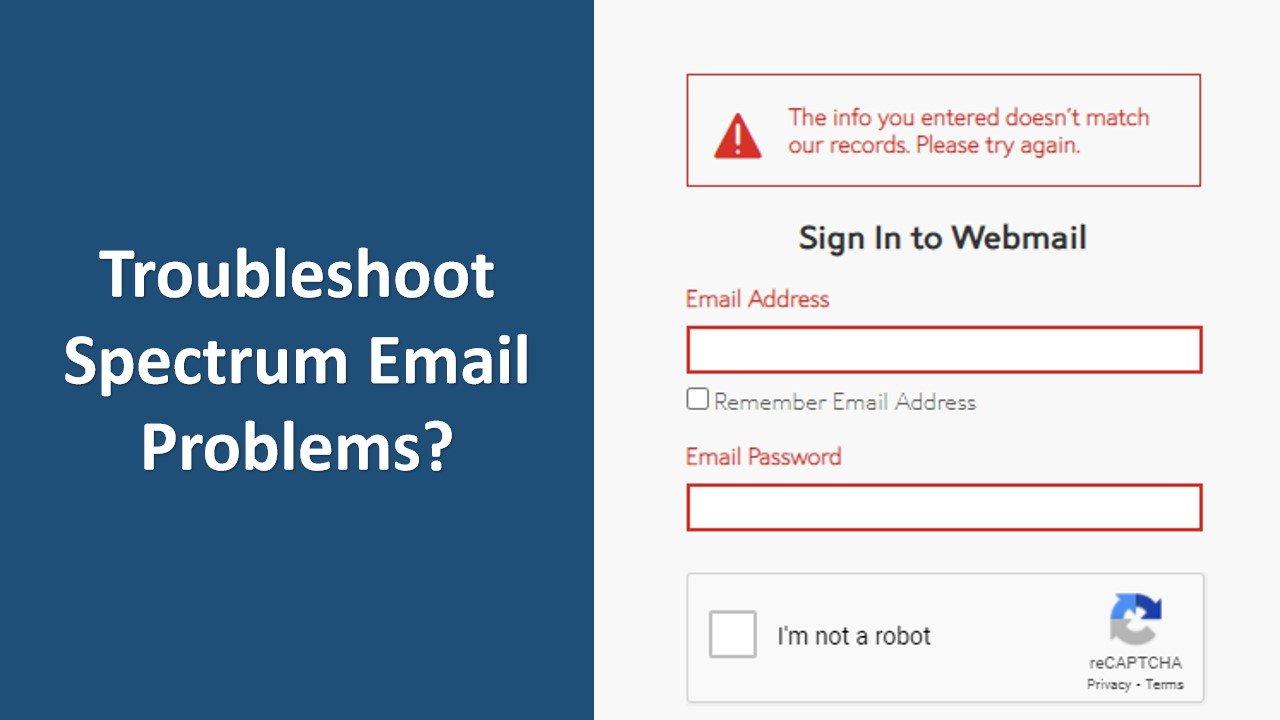spectrum email login